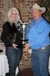 Breeder of the Year<br>Emmons Ranch, Steve and Cindy Emmons