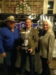 Breeder of the Year<br>Steve and Cindy Emmons