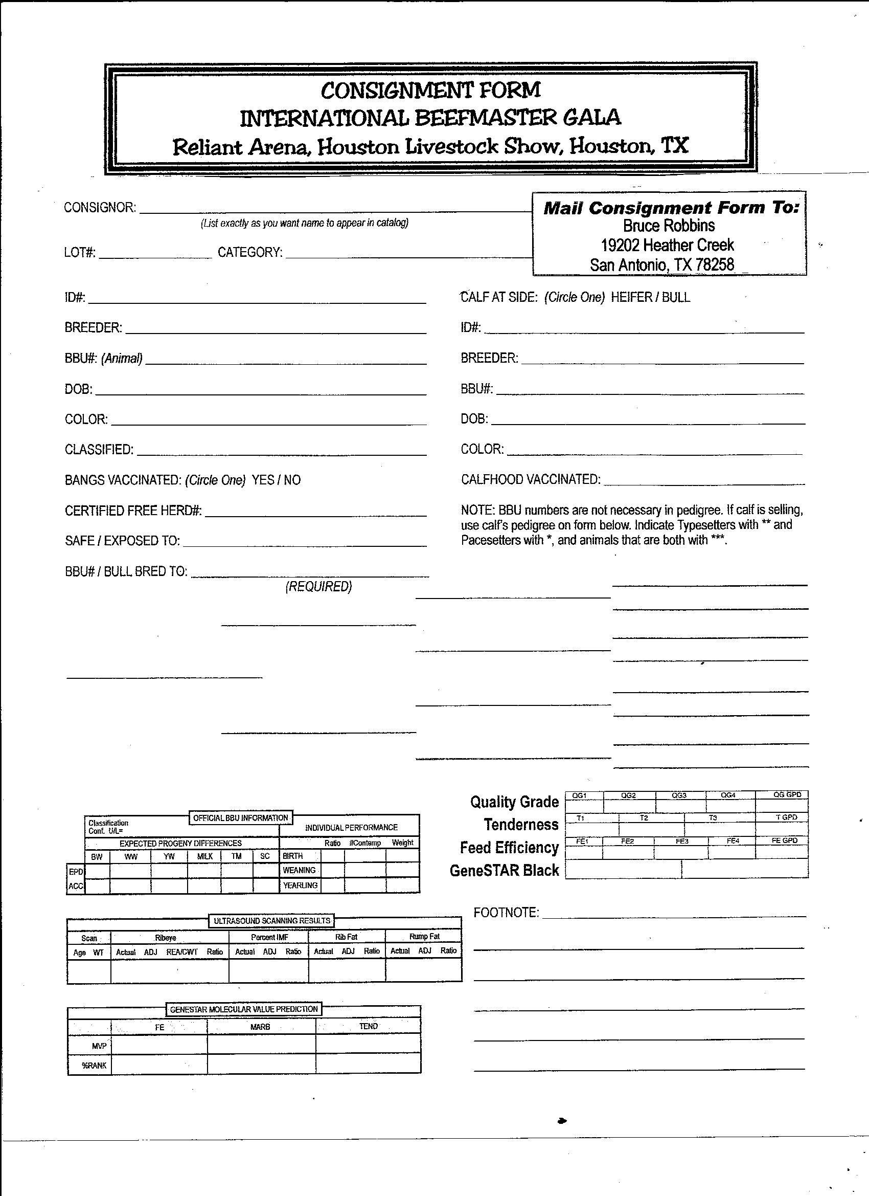 Sample Consignment Agreement Forms business representative sample – Consignment Forms Template
